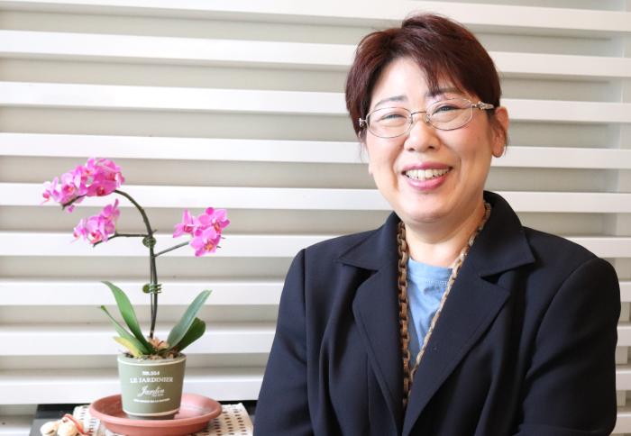 代表取締役 松岡真由美